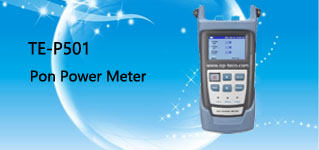 TECO TE-P501  Optical Power Meter